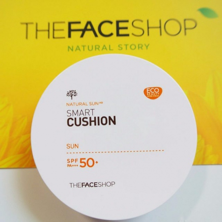Phấn nước chống nắng Smart Cushion The Face Shop Sun Cover SPF 50+++
