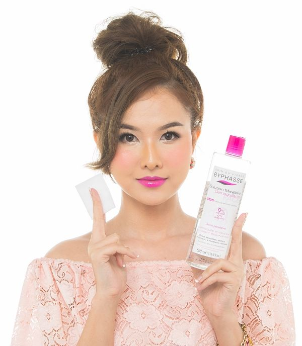 Nước Tẩy Trang Byphasse Solution Micerallaire Face 500ml 06